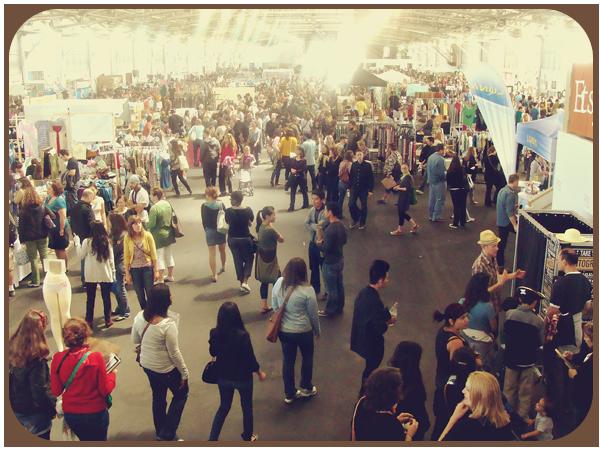renegade craft fair San Francisco 2